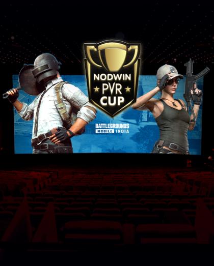 NODWIN PVR CUP - Hyderabad
