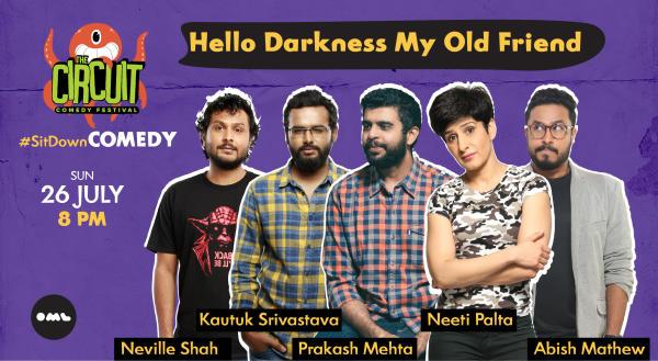 Hello Darkness My Old Friend ft Neville, Kautuk, Aakash, Neeti, Abish