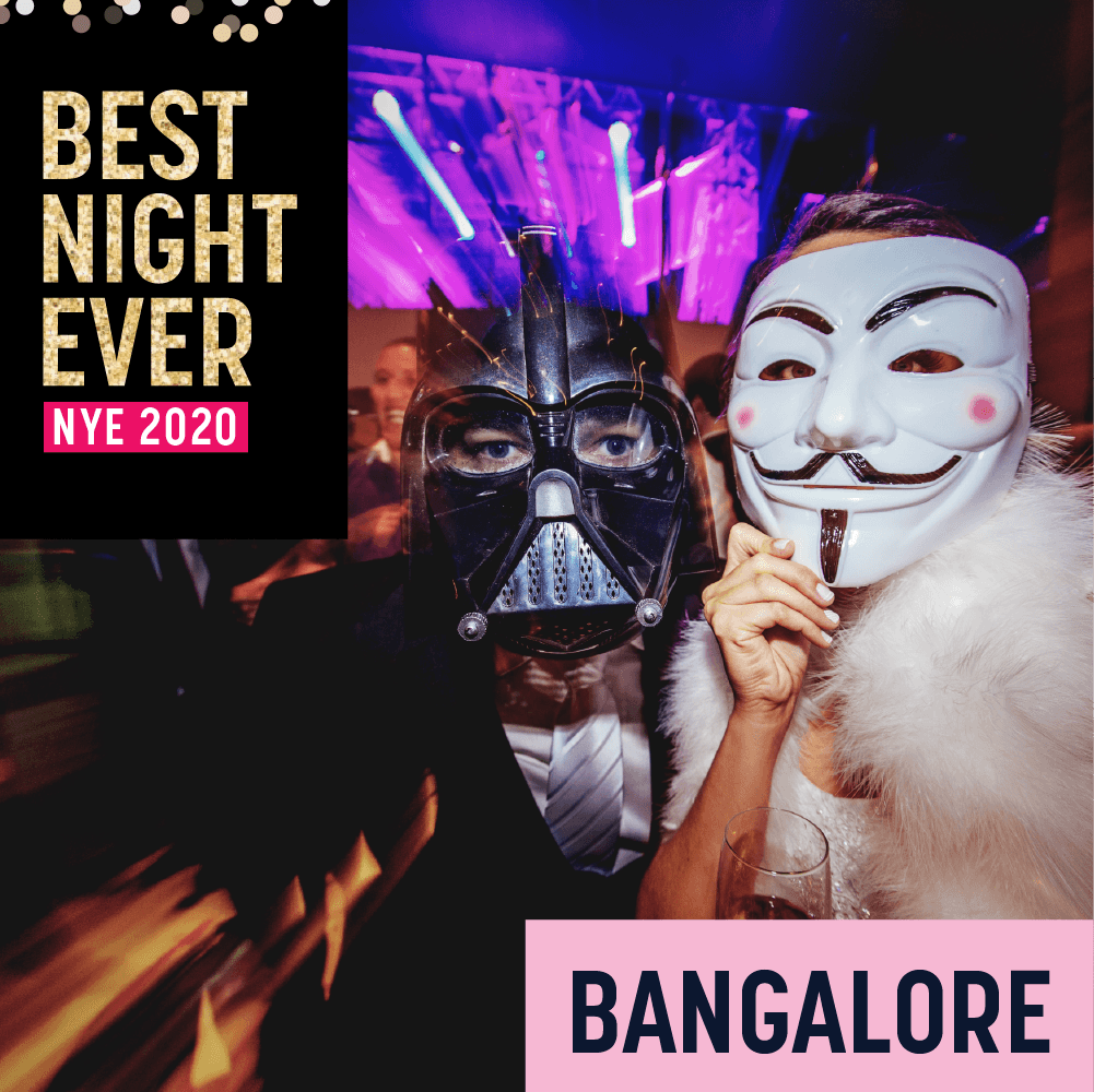 New Year Events Parties In Bangalore 2020 2021 By Insider