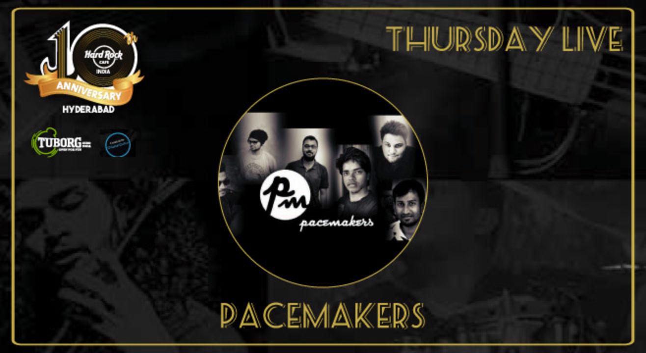 Thursday Live ft. Pace Makers