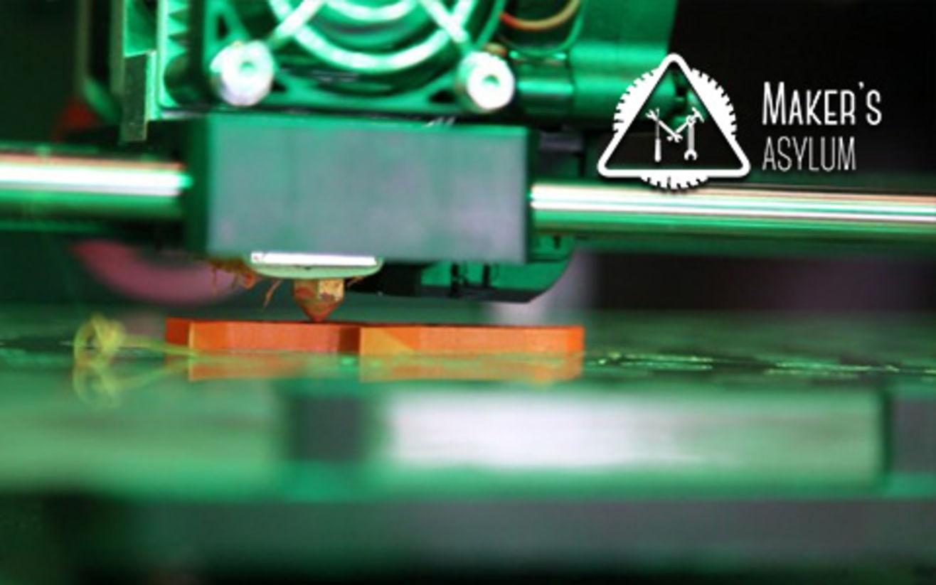 3D Printer Tool Training Session