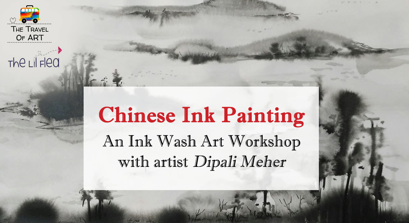 Chinese Ink Painting: An Ink Wash Art Workshop