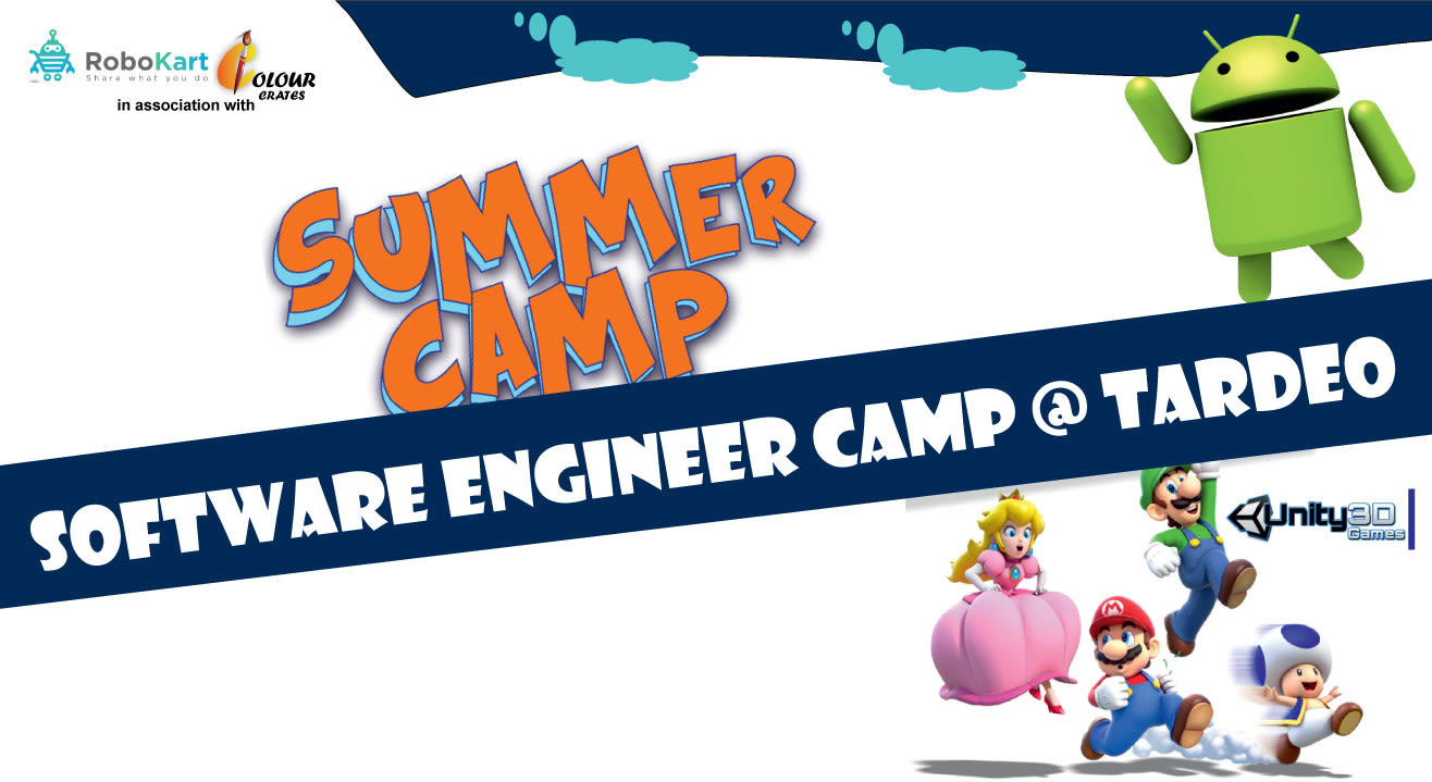 Summer Software Engineering Camp for Kids