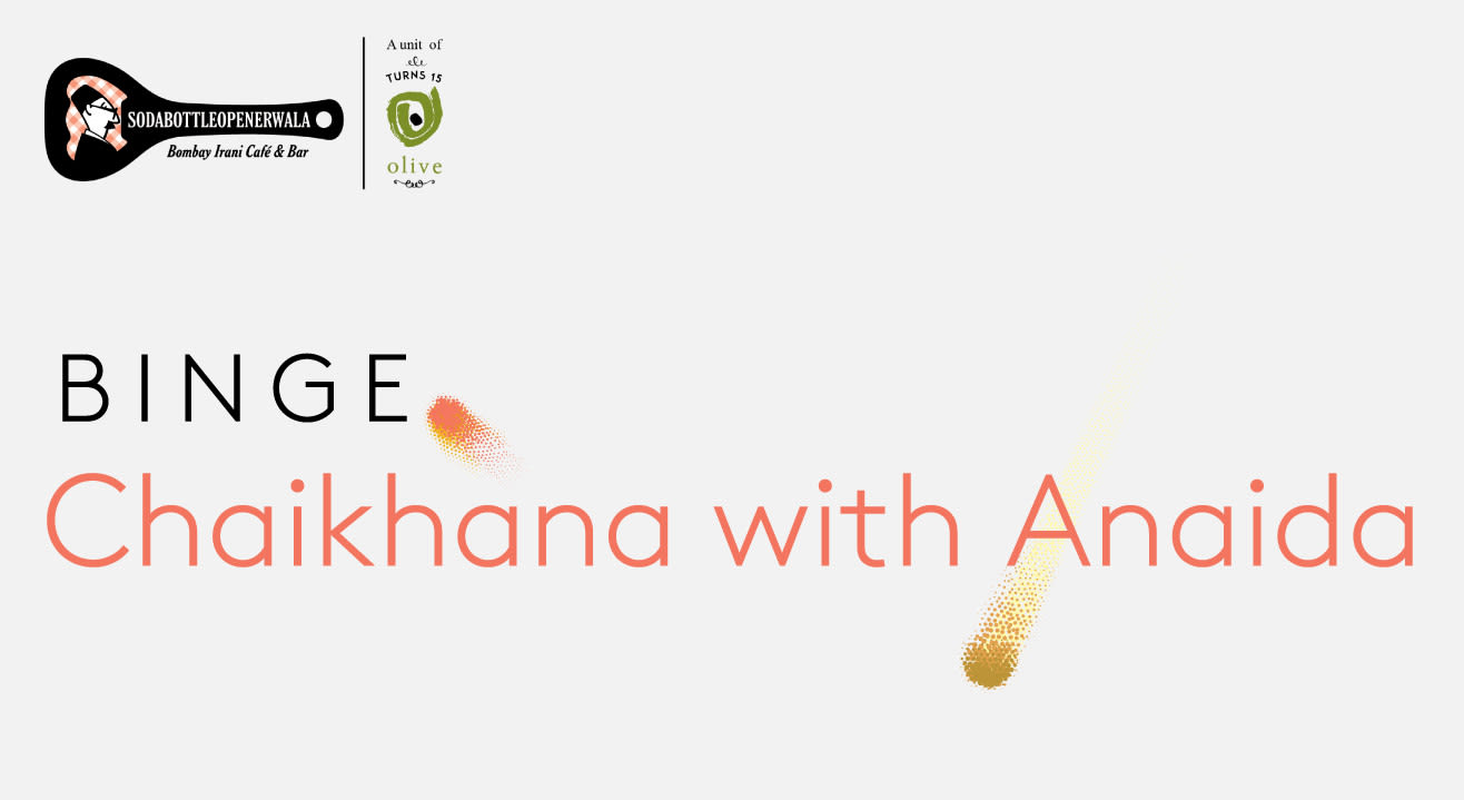 Chaikhana With Anaida