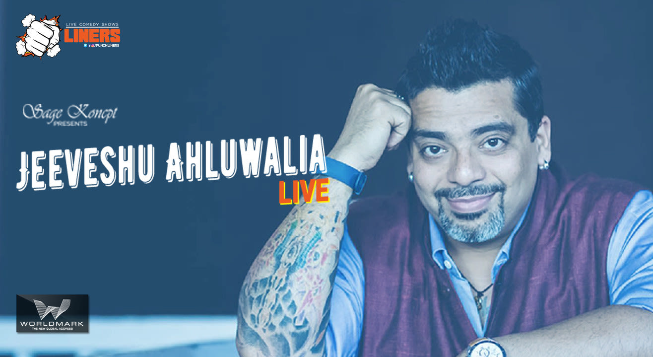 Punchliners: Stand Up Comedy Show feat. Jeeveshu Ahluwalia at FOOD CAPITAL, Worldmark