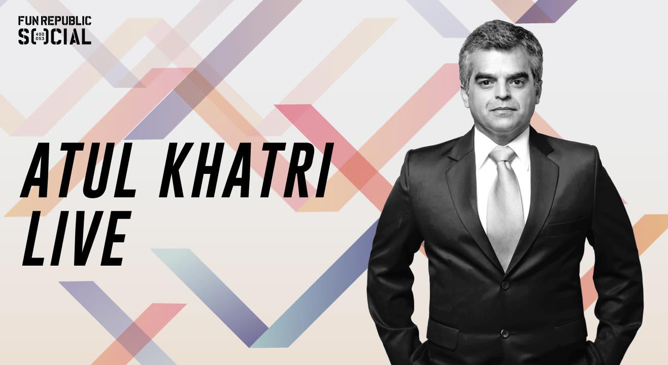 Atul Khatri Live @ Fun Republic Social