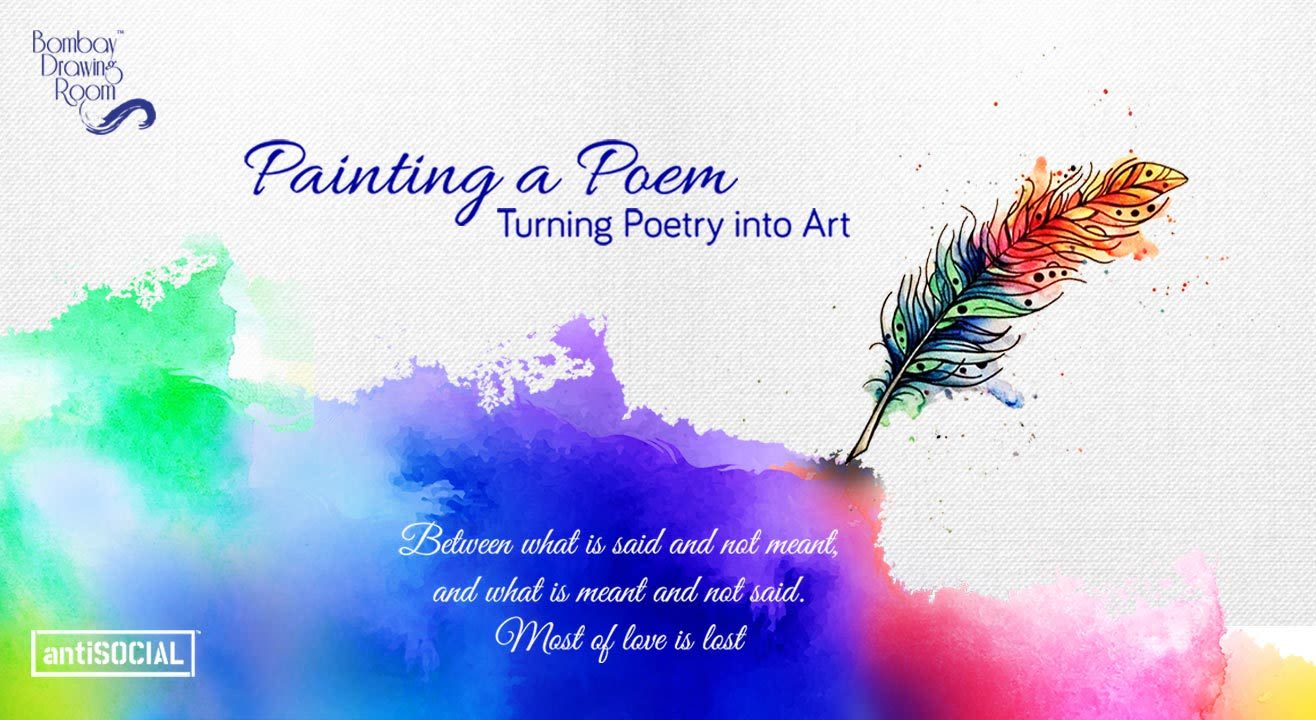 Painting A Poem - Turn Poetry Into Art