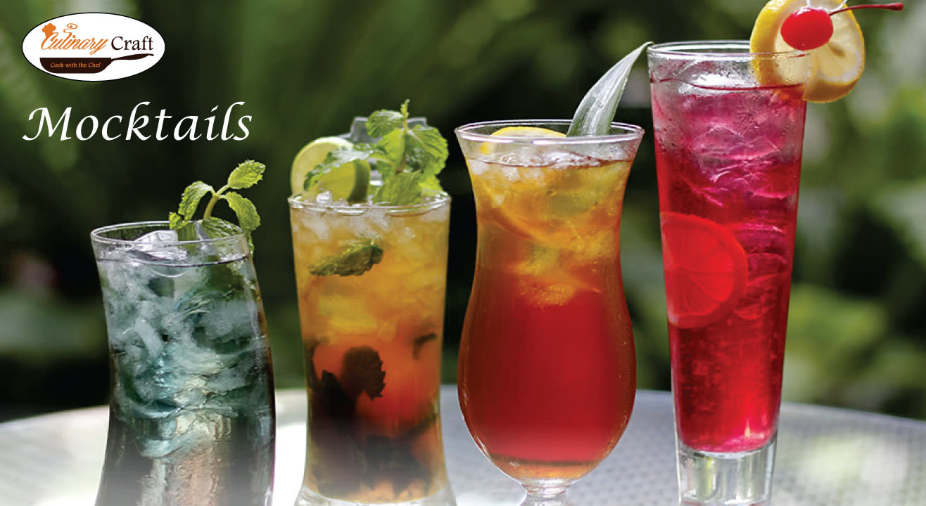 Mocktails Workshop