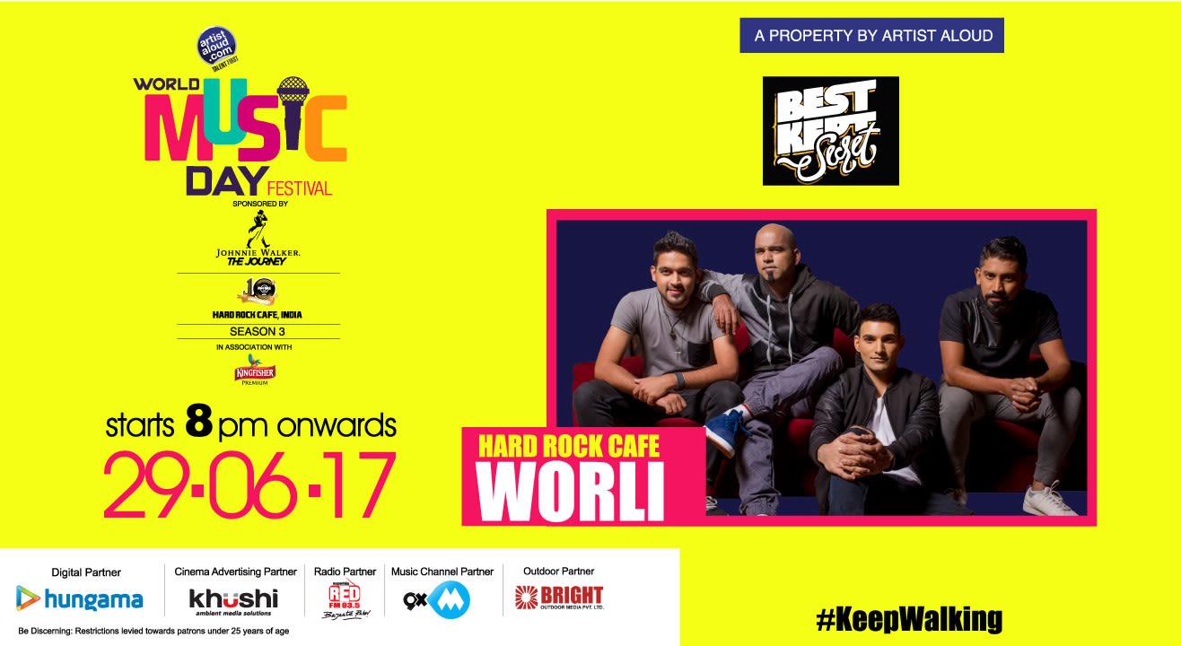 World Music Day Festival| Season 3 feat. Best Kept Secret
