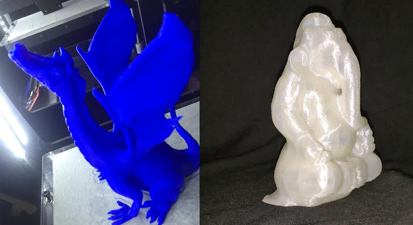 3D Printing & Study Abroad