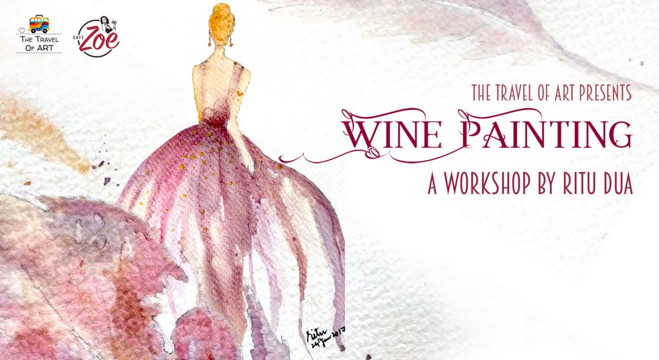 Wine Art Workshop