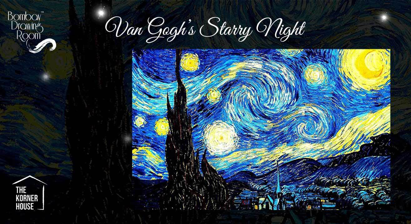 Van Gogh's Starry Night - Painting Party