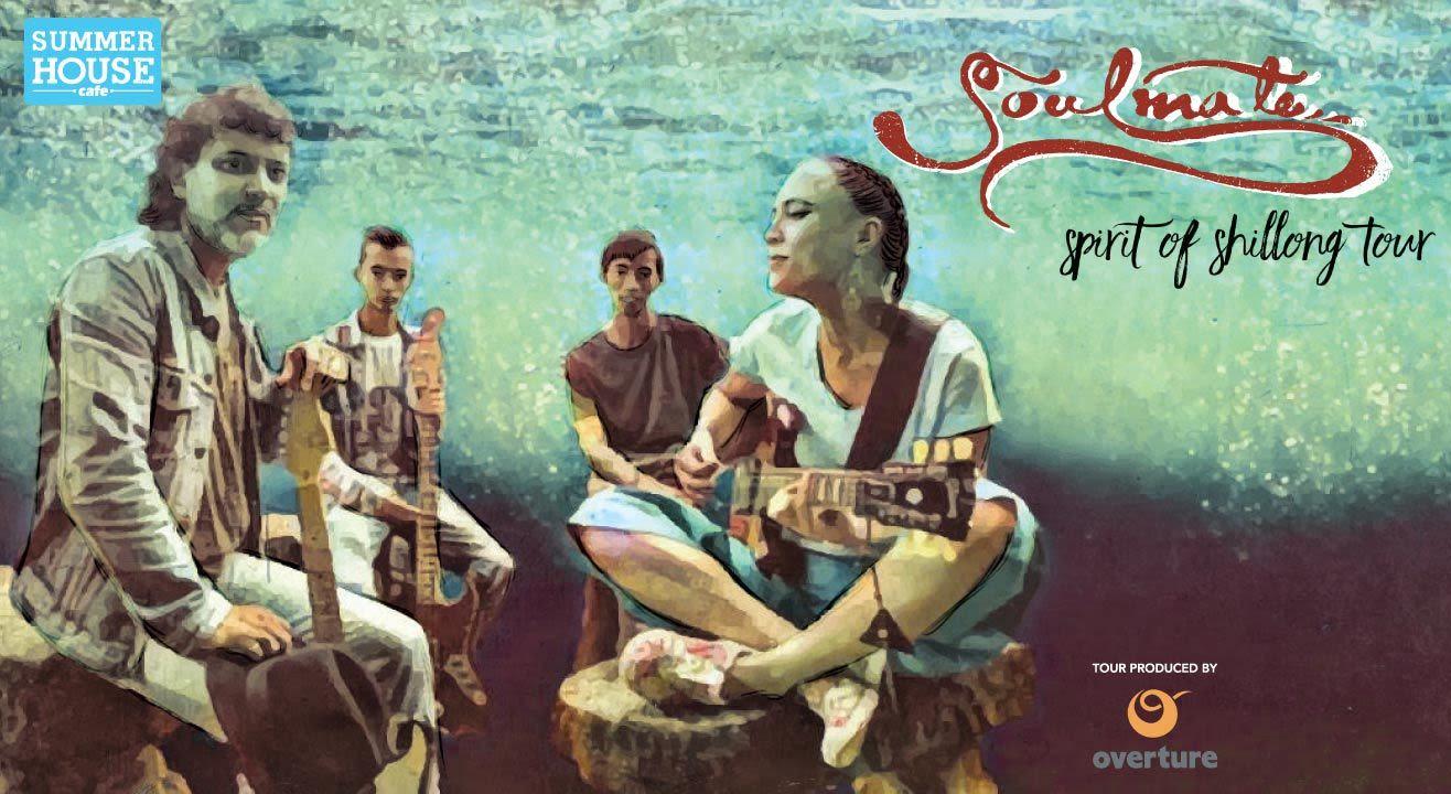 Soulmate's 'Spirit of Shillong' India Tour, Mumbai