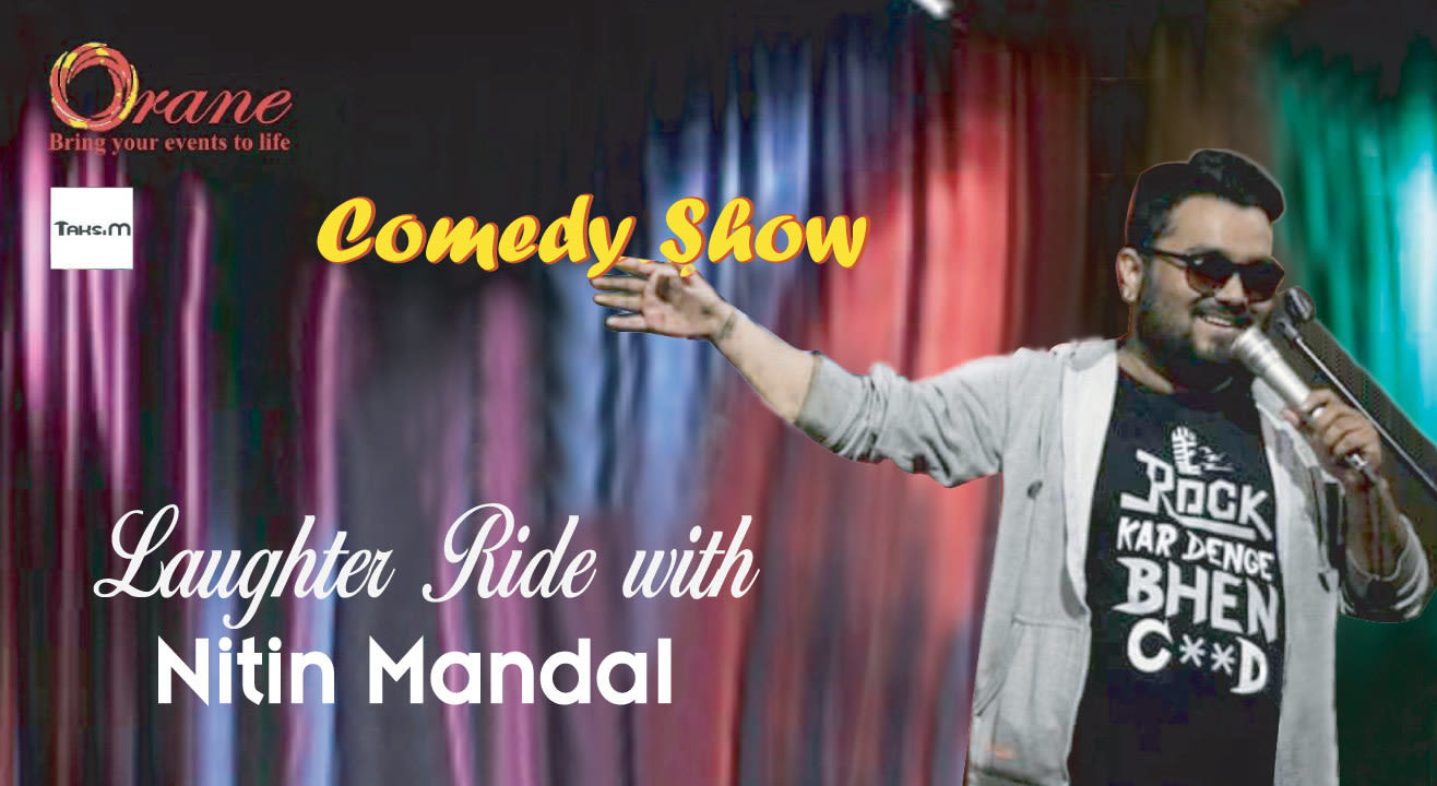Stand Up Comedy by Nitin Mandal