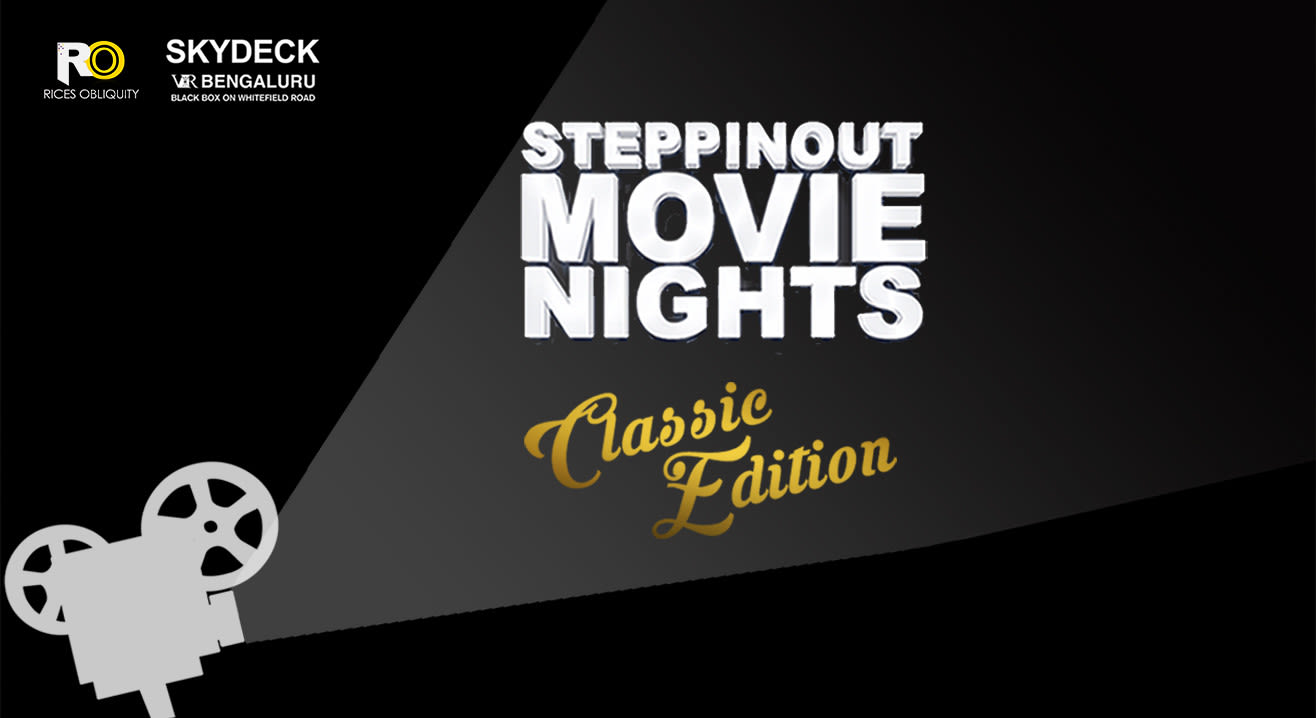 SteppinOut Movie Nights - Classic Edition