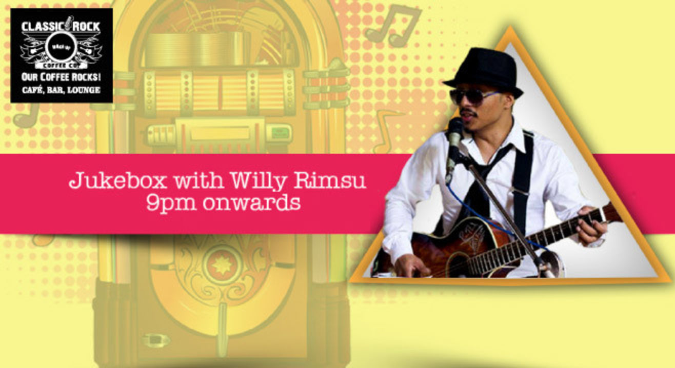 Jukebox With Willy Rimsu