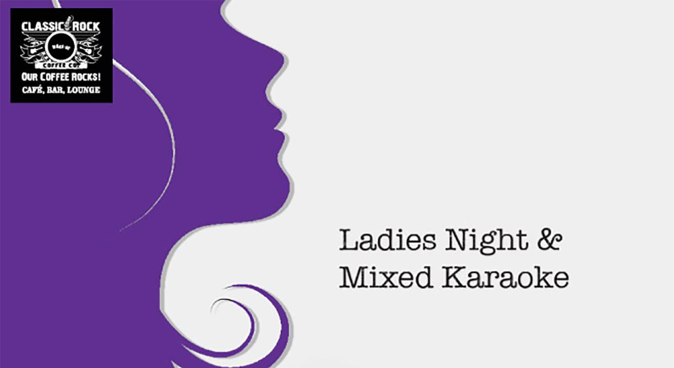 Ladies Night & Mixed Language Karaoke