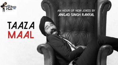 Taaza Maal with Angad Singh Ranyal