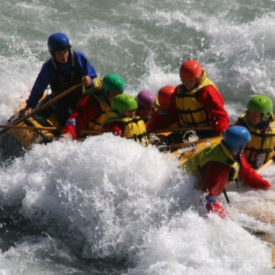 Give me m-oar! Go White Water Rafting this Monsoon Near Bengaluru!