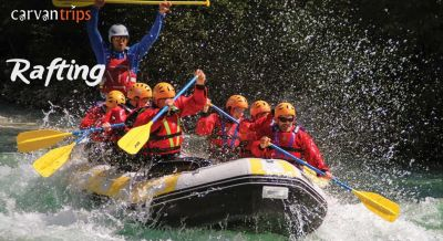 Rafting at Kolad