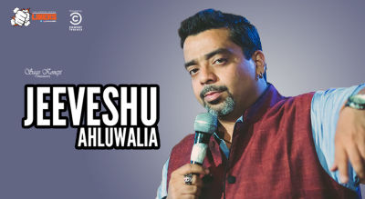 Punchliners: Standup Comedy Show ft. Jeeveshu Ahluwalia in Indore