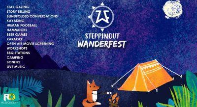 The SteppinOut Wanderfest