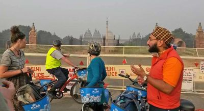 Delhi By Cycle - Raj Tour