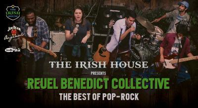 The Best of Pop & Rock by Reuel Benedict Collective