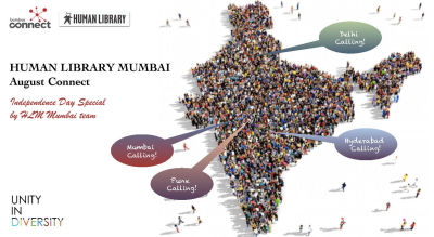 Human Library Mumbai - August Connect