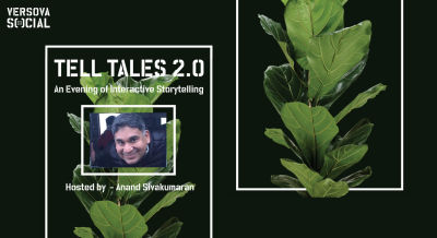 Tell Tales 2.0 - An Evening of Interactive Storytelling