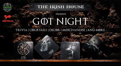GoT Trivia Night at The Irish House