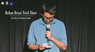 Rohan Desai Trial Show : One Hour of Standup Comedy