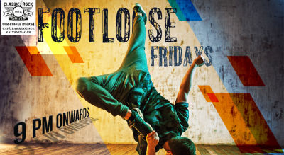 Footloose Fridays
