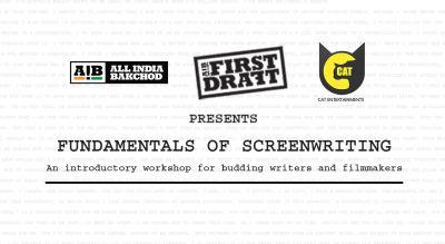 AIB First Draft: Fundamentals of Screenwriting, Kochi