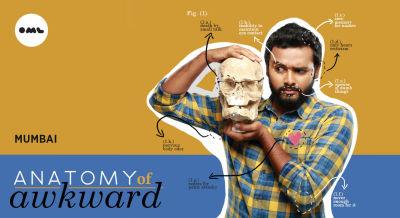 Anatomy of Awkward Tour 2017 ft Kautuk Srivastava, Mumbai