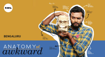Anatomy of Awkward Tour 2017 ft Kautuk Srivastava, Bangalore