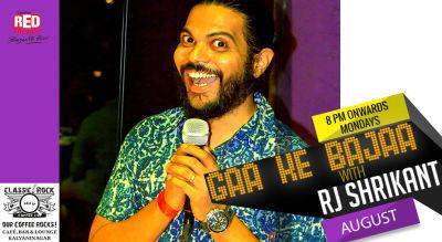 Gaa Ke Bajaa: Karaoke with RJ Shrikant