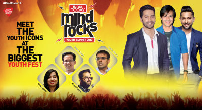 India Today Mindrocks Youth Summit 2017