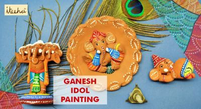 Ganesh Idol Painting Workshop