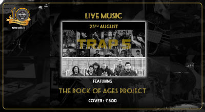 The Rock of Ages Project by TRAP. Opening set by Point of View