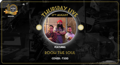 Rooh - The Soul - Thursday Live!