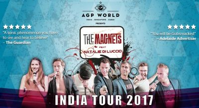 The Magnets Feat. Natalie Di Luccio, Mumbai
