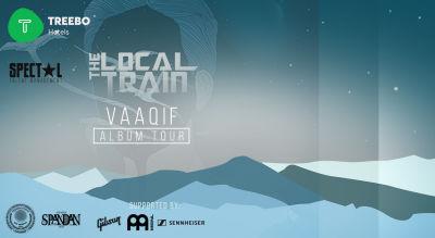 The Local Train | Vaaqif | Album Tour, Pondicherry