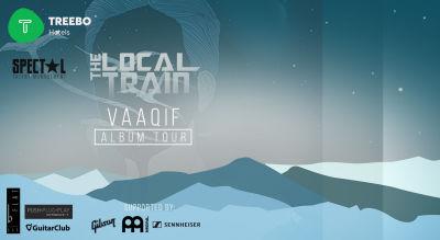The Local Train | Vaakif | Album Tour, Bangalore