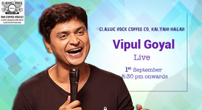 Classic Comedy Nights Feat. Vipul Goyal
