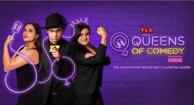 TLC Presents Queens of Comedy