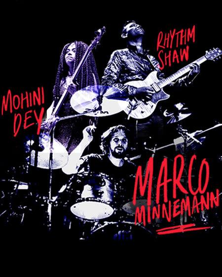 Marco Minnemann India Tour, Delhi