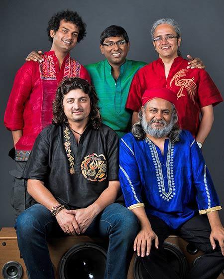 Indian Ocean LIVE at Free Flow - Junction Bar