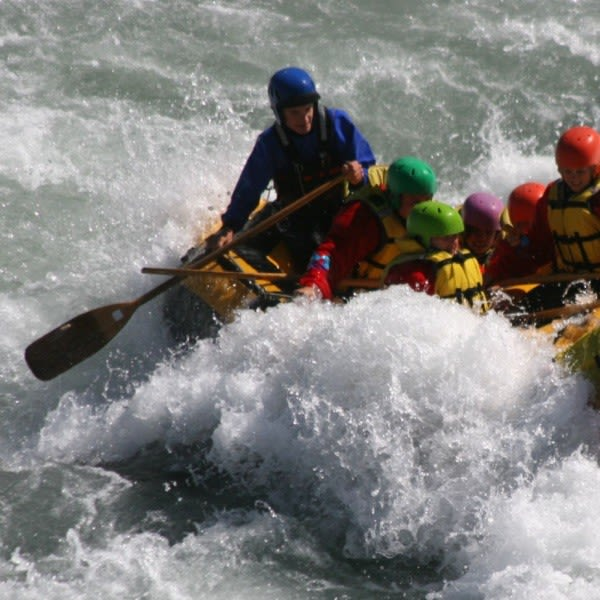 Give me m-oar! Go White Water Rafting This Monsoon from Mumbai