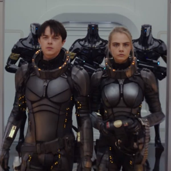 5 Reasons to be excited for The Valerian Exclusive Premiere!